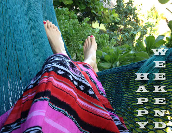 Happy Hammock Weekend