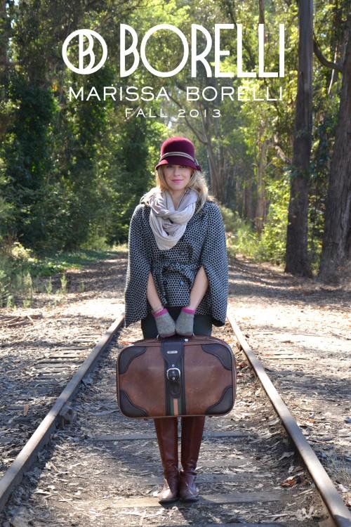 Marissa Borelli Lookbook COVER