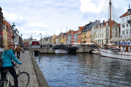Biking Copenhagen 5