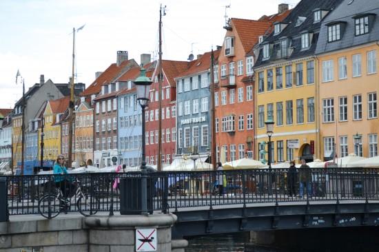 Biking Copenhagen 8