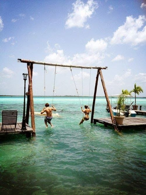 Travel Tuesday | Swings