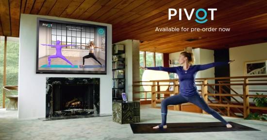 Marissa Borelli x Pivot Yoga